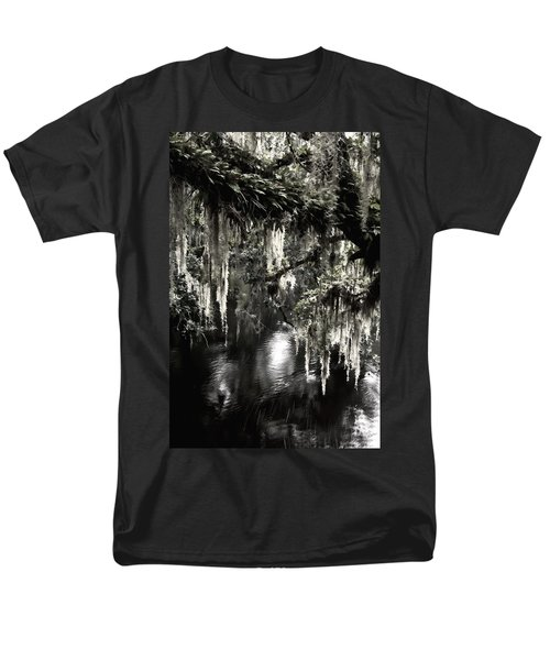 Men's T-Shirt  (Regular Fit) featuring the photograph River Branch by Steven Sparks