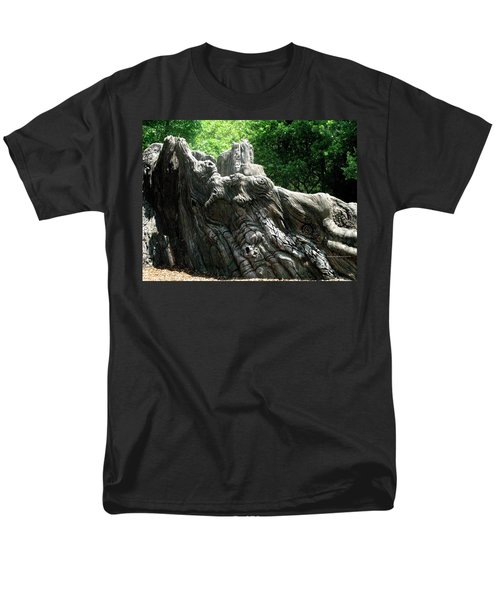 Rock Formation 2 Men's T-Shirt  (Regular Fit) by Maria Urso