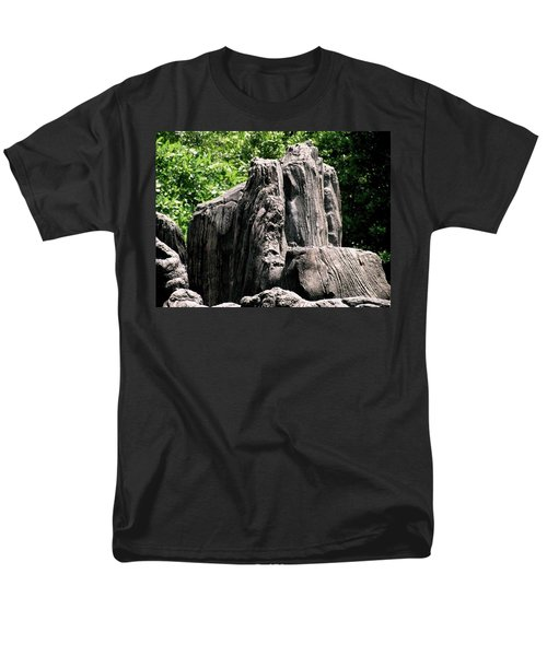 Rock Formation Men's T-Shirt  (Regular Fit) by Maria Urso