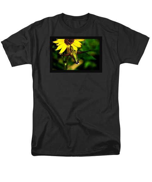 Men's T-Shirt  (Regular Fit) featuring the photograph Saturday Morning by Susanne Still