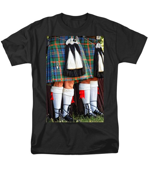 Scottish Festival 4 Men's T-Shirt  (Regular Fit) by Dawn Eshelman