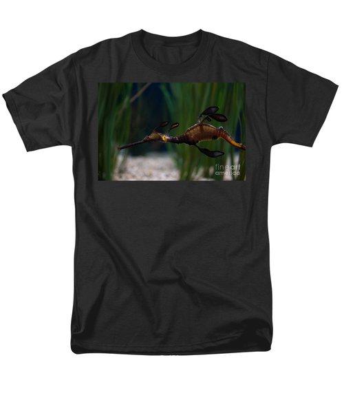 Sea Dragons Men's T-Shirt  (Regular Fit) by Carol Ailles