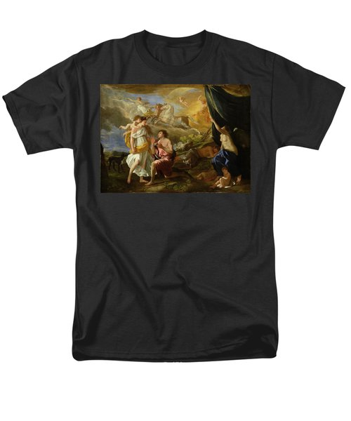 Selene And Endymion Men's T-Shirt  (Regular Fit) by Nicolas Poussin
