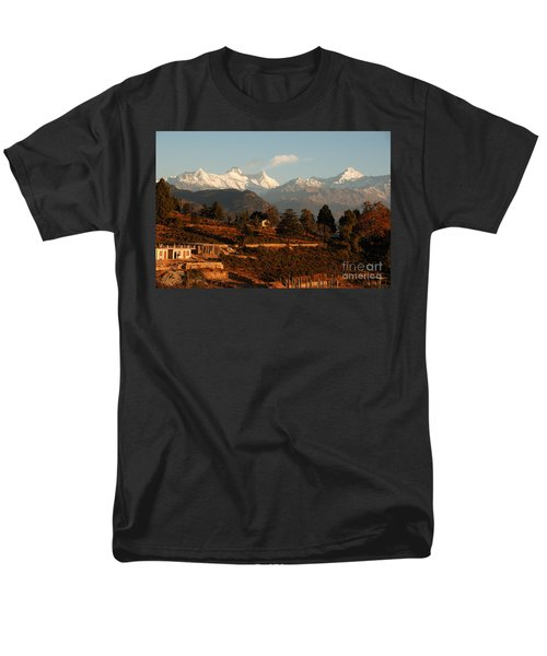 Men's T-Shirt  (Regular Fit) featuring the photograph Serenity by Fotosas Photography