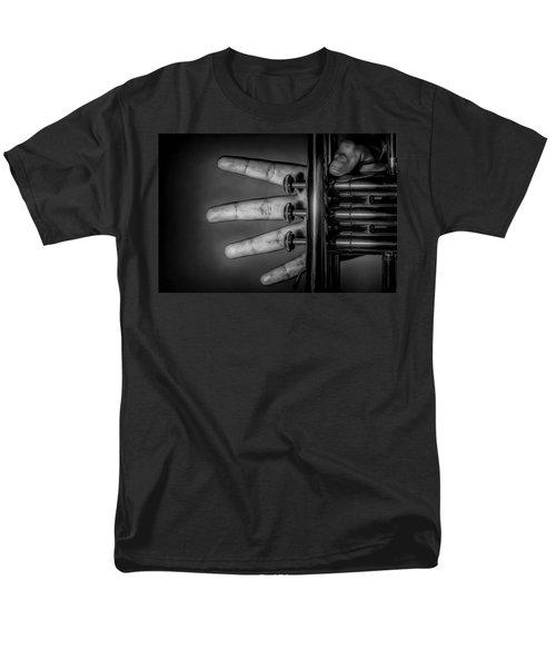 Men's T-Shirt  (Regular Fit) featuring the photograph Sforzando by Tom Gort