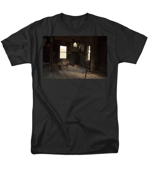 Men's T-Shirt  (Regular Fit) featuring the photograph Shadows Of Time by Fran Riley