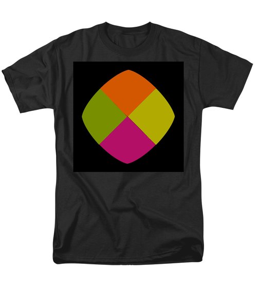 Men's T-Shirt  (Regular Fit) featuring the photograph Six Squared Blowout by Steve Purnell