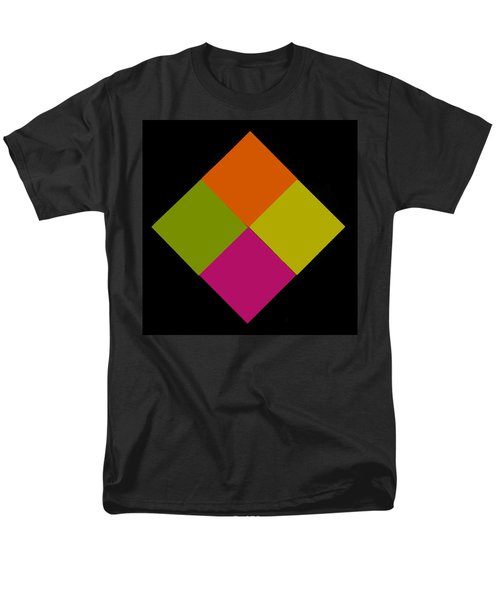Men's T-Shirt  (Regular Fit) featuring the photograph Six Squared by Steve Purnell