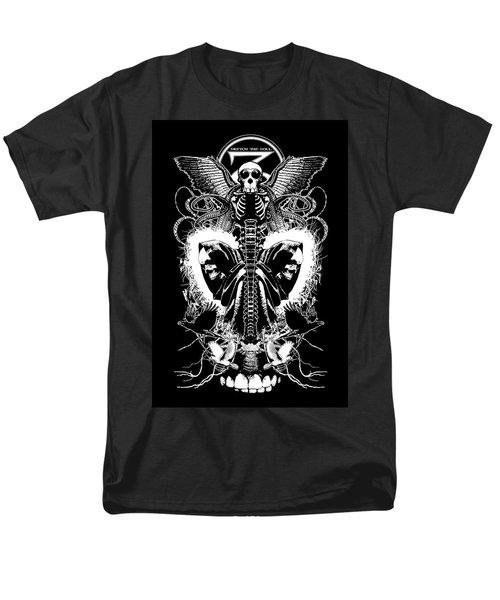 Spine Of Mine Men's T-Shirt  (Regular Fit) by Tony Koehl