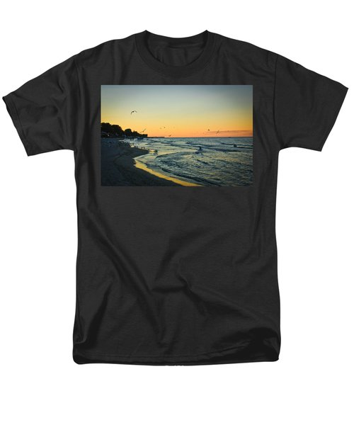 Men's T-Shirt  (Regular Fit) featuring the photograph Spirit's Journey by Sara Frank