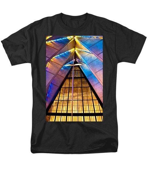 Spiritual Peace Men's T-Shirt  (Regular Fit) by Colleen Coccia