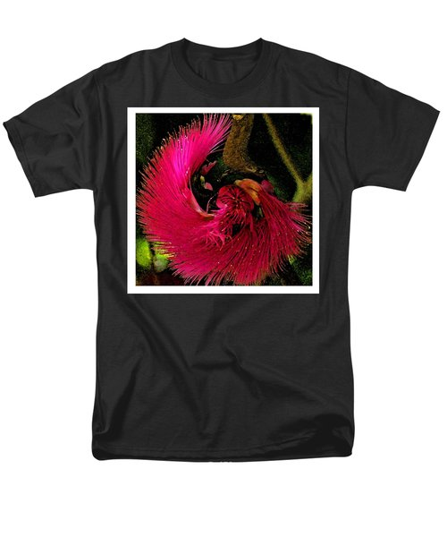 St Kitts Flora Men's T-Shirt  (Regular Fit) by Cindy Manero
