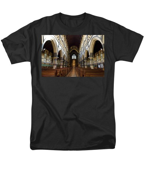 St Pauls Cathedral Men's T-Shirt  (Regular Fit) by Yew Kwang