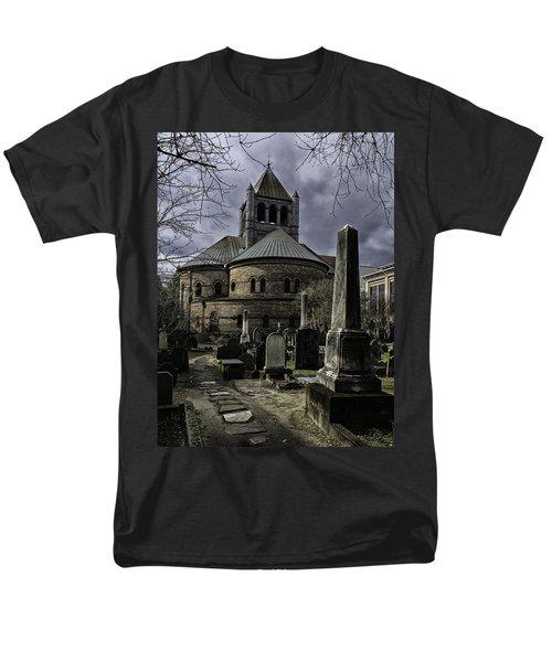 Steps In Time Men's T-Shirt  (Regular Fit) by Lynn Palmer