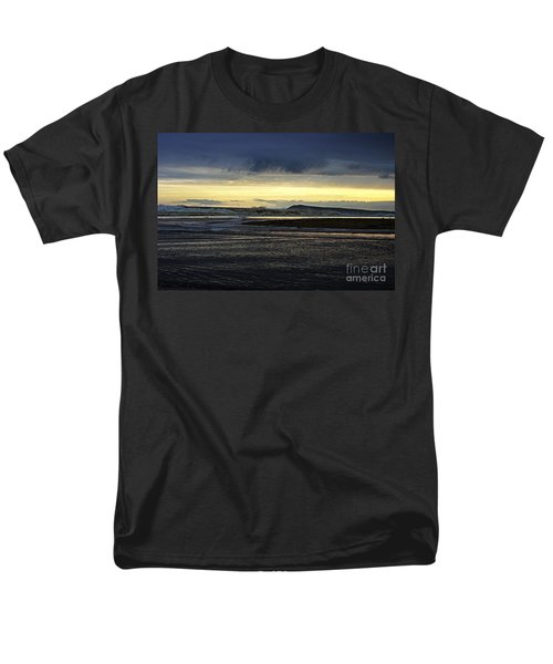 Men's T-Shirt  (Regular Fit) featuring the photograph Stormy Morning 2 by Blair Stuart