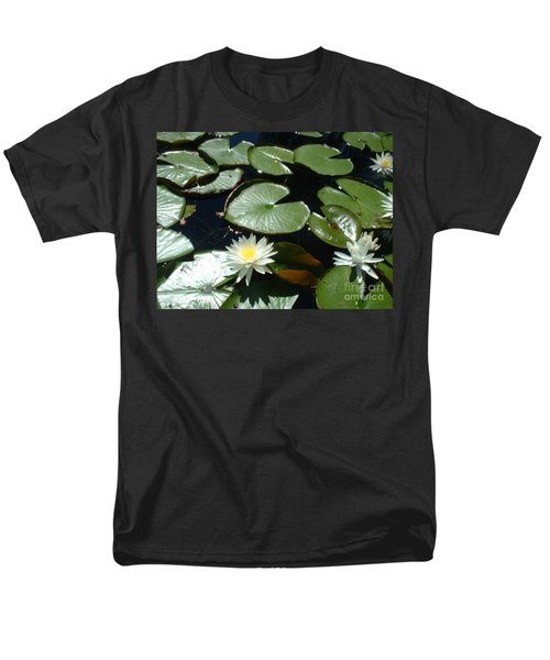 Men's T-Shirt  (Regular Fit) featuring the photograph Sun Lovers by Mark Robbins