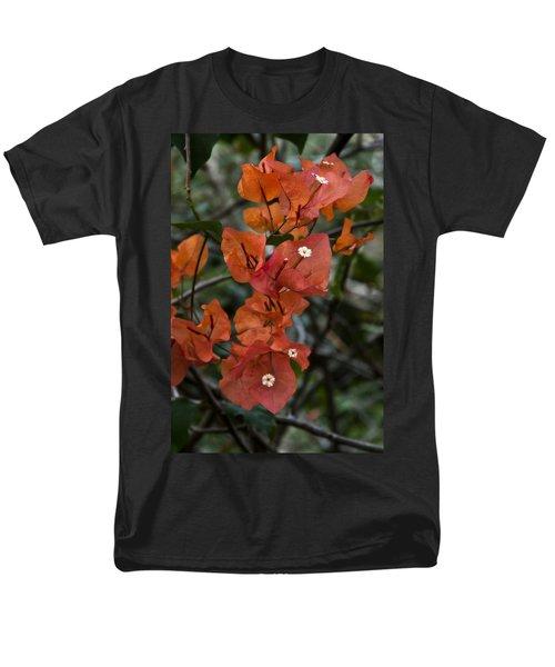 Men's T-Shirt  (Regular Fit) featuring the photograph Sundown Orange by Steven Sparks
