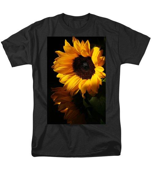 Sunflowers Men's T-Shirt  (Regular Fit) by Dorothy Cunningham