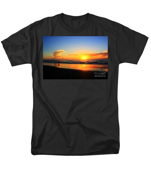 Sunrise Couple Men's T-Shirt  (Regular Fit) by Dan Stone