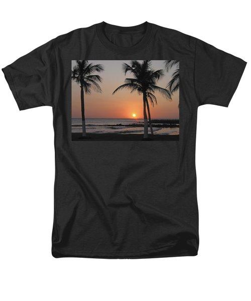 Men's T-Shirt  (Regular Fit) featuring the photograph Sunset by David Gleeson