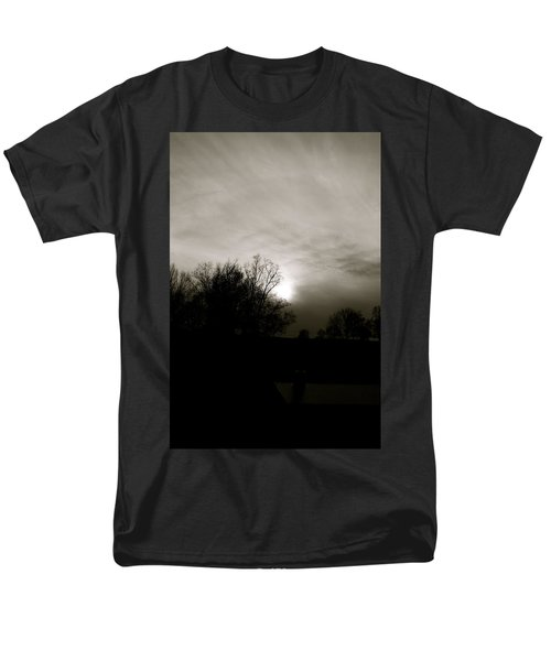 Men's T-Shirt  (Regular Fit) featuring the photograph Sunset by Kume Bryant