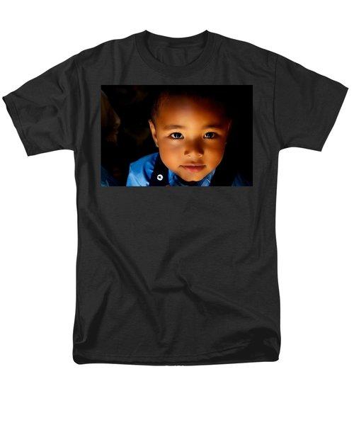 Sweet Baabu Men's T-Shirt  (Regular Fit) by Valerie Rosen