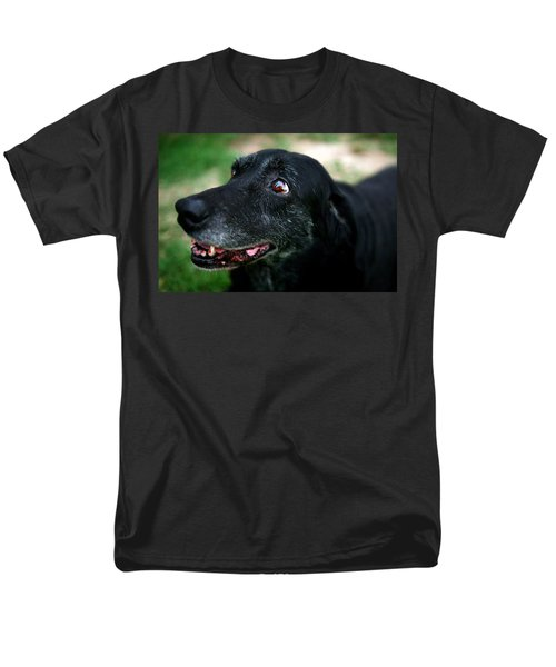Men's T-Shirt  (Regular Fit) featuring the photograph Sweet Mariah by Lon Casler Bixby