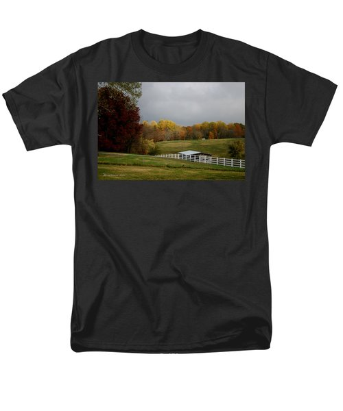 Men's T-Shirt  (Regular Fit) featuring the photograph Take A Deep Breath by EricaMaxine  Price