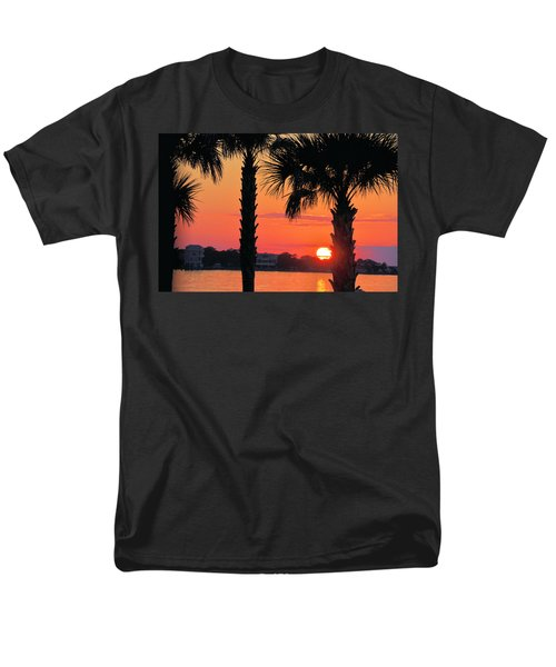Tangerine Dream Men's T-Shirt  (Regular Fit) by Jan Amiss Photography
