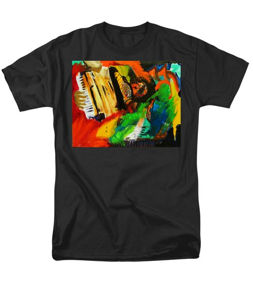 Tango Through The Memories Men's T-Shirt  (Regular Fit) by Keith Thue