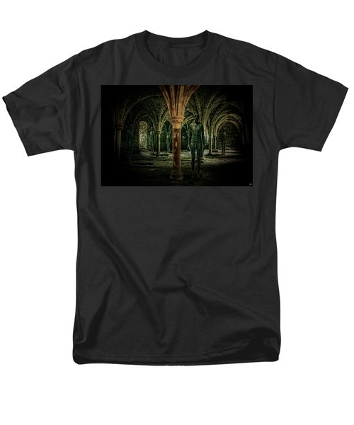 Men's T-Shirt  (Regular Fit) featuring the photograph The Crypt by Chris Lord