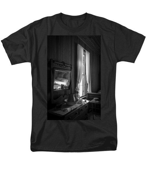 The Empty Bed Men's T-Shirt  (Regular Fit) by Lynn Palmer