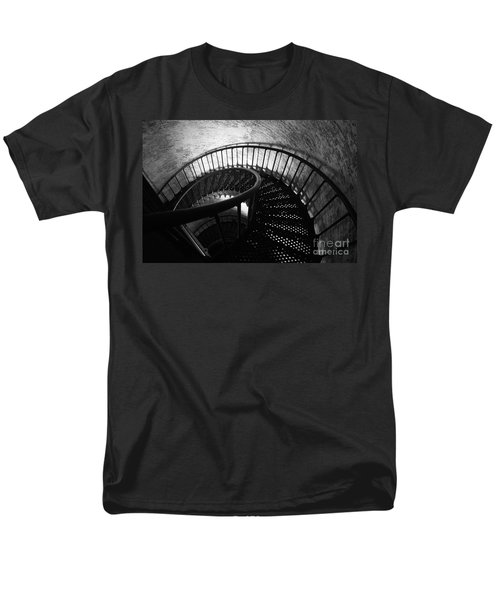 The Keeper's Flight Men's T-Shirt  (Regular Fit) by Tony Cooper