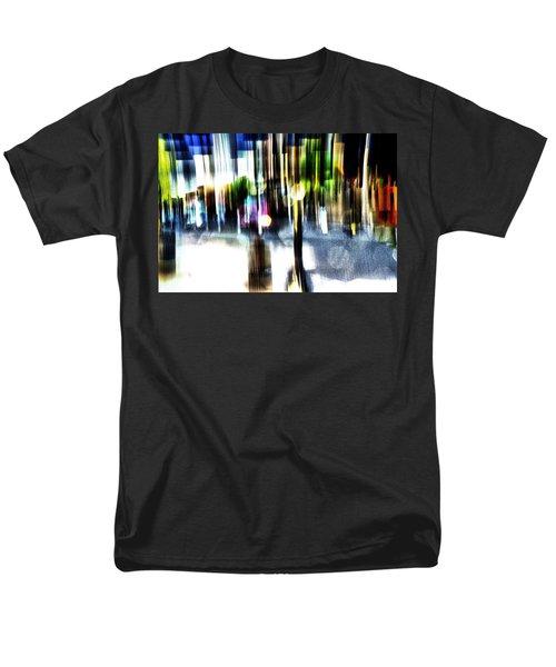 The Man In The Door Men's T-Shirt  (Regular Fit) by Terence Morrissey