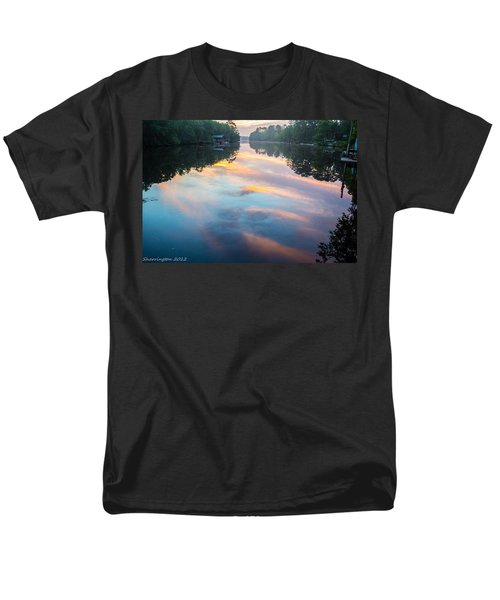 The Mirror Men's T-Shirt  (Regular Fit) by Shannon Harrington