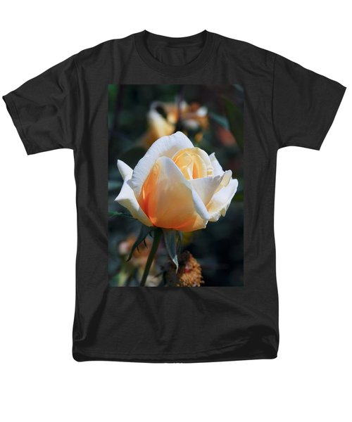 Men's T-Shirt  (Regular Fit) featuring the photograph The Rose by Fotosas Photography