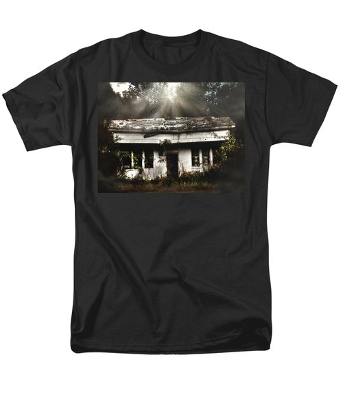 The Shack Men's T-Shirt  (Regular Fit) by Jessica Brawley