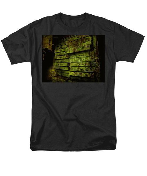 The System Men's T-Shirt  (Regular Fit) by Jessica Brawley