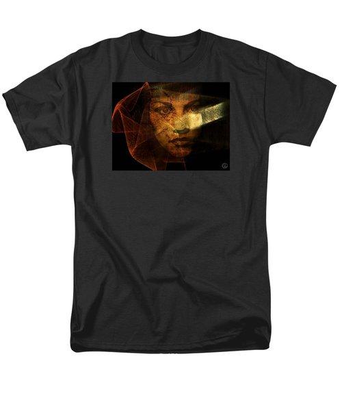 The Veil Men's T-Shirt  (Regular Fit) by Gun Legler