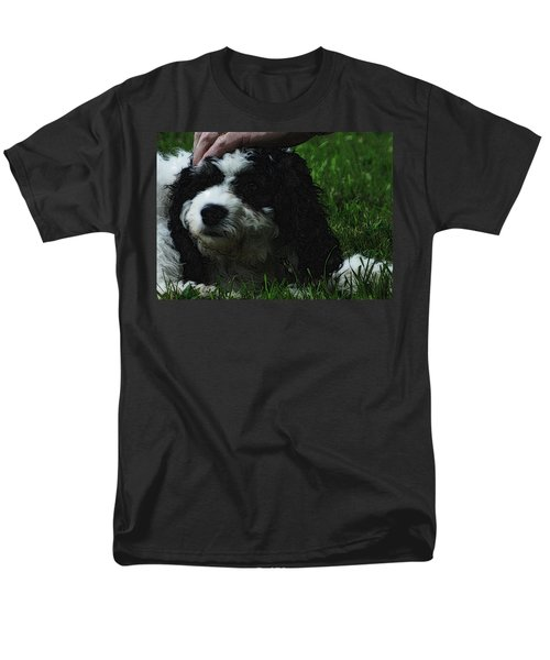 Men's T-Shirt  (Regular Fit) featuring the photograph TLC by Lydia Holly