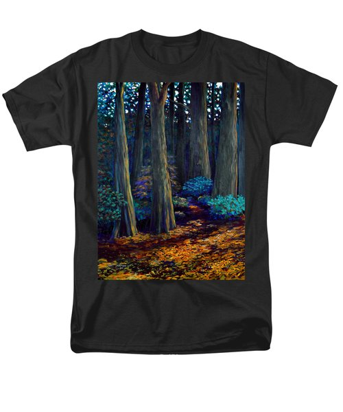 To The Woods Men's T-Shirt  (Regular Fit) by Jeanette Jarmon