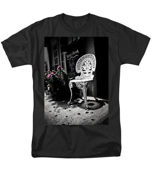Today's Drink Men's T-Shirt  (Regular Fit) by Jessica Brawley