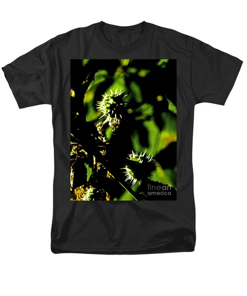 Men's T-Shirt  (Regular Fit) featuring the photograph Touched By The Late Afternoon Sun by Steve Taylor