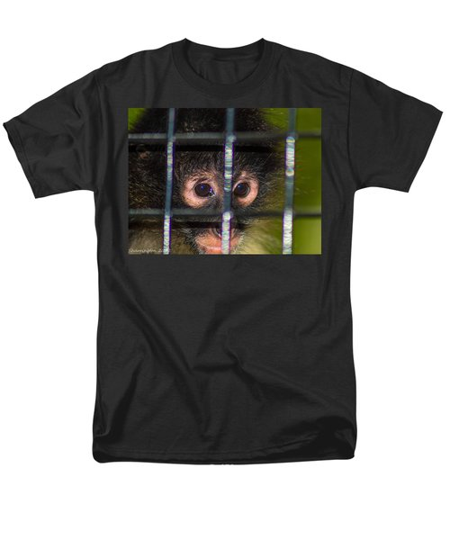 Trapped Men's T-Shirt  (Regular Fit) by Shannon Harrington