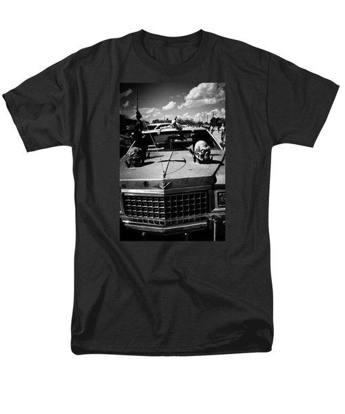 Skulls On The Lookout Men's T-Shirt  (Regular Fit) by Toni Hopper