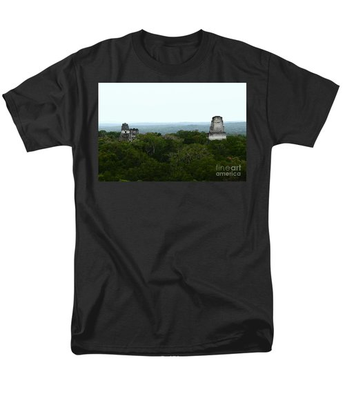 View From The Top Of The World Men's T-Shirt  (Regular Fit) by Kathy McClure