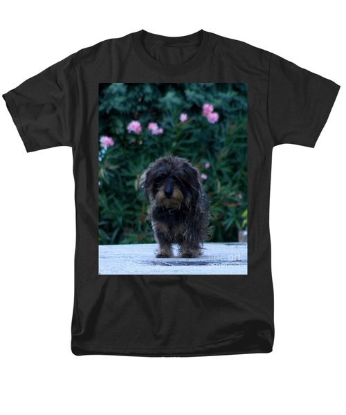 Waiting Men's T-Shirt  (Regular Fit) by Lainie Wrightson