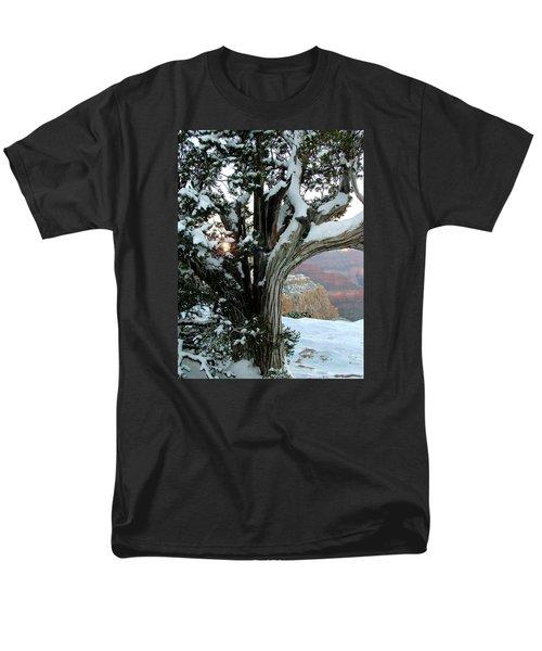 Weather Worn Men's T-Shirt  (Regular Fit) by Judy Wanamaker