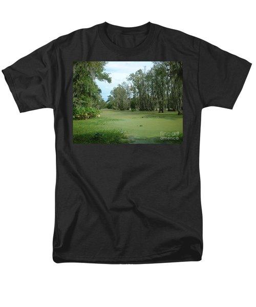 Wet Feet Men's T-Shirt  (Regular Fit) by Mark Robbins