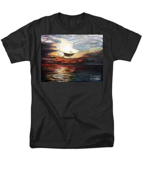 What Dreams May Come.. Men's T-Shirt  (Regular Fit) by Jolanta Anna Karolska